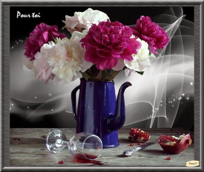 Pour toi bouquet de fleur for Bouquet de fleurs pour un homme